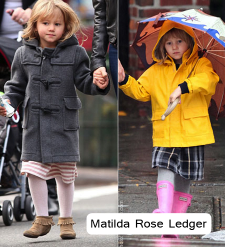Matilda Rose Ledger