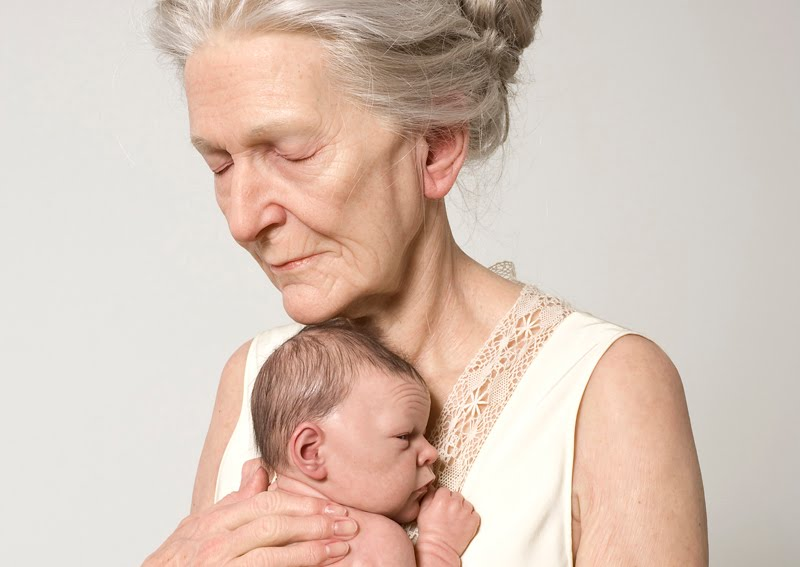 Sam Jinks, Woman and Child, 2010
