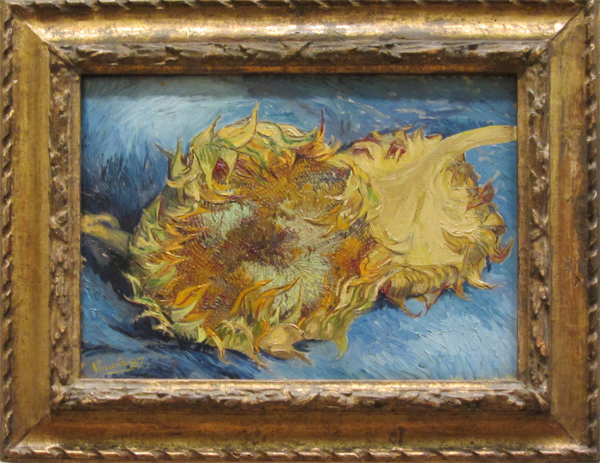 Sunflowers, VanGogh, 1887